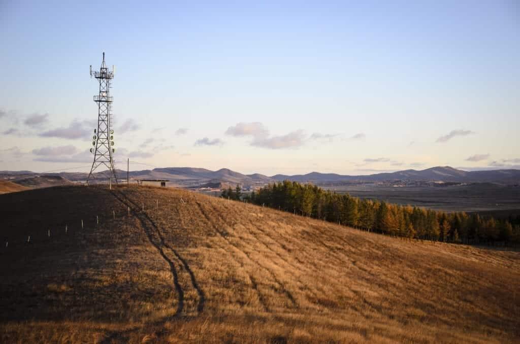 Rural High-Speed Wireless Internet